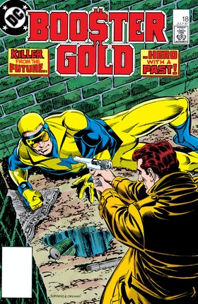 Booster Gold (1985-) #18