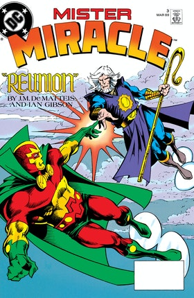 Mister Miracle (1988-) #3