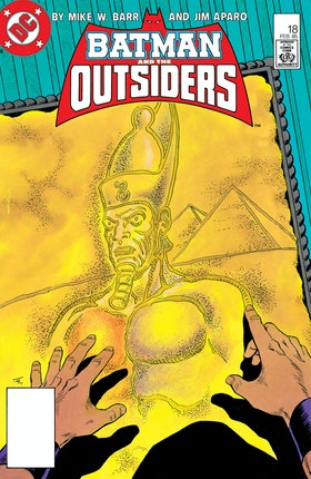 Batman and the Outsiders (1983-) #18