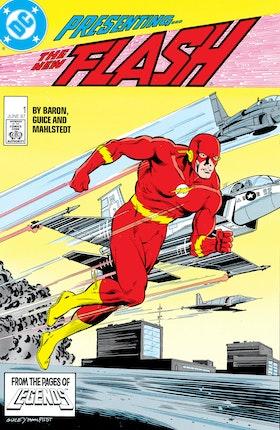 The Flash (1987-2008) #1