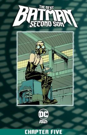 The Next Batman: Second Son #5