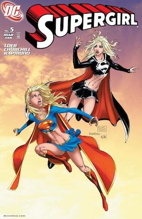 Supergirl (2005-) #5