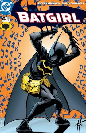 Batgirl (2000-) #6