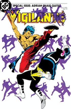 The Vigilante #19