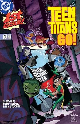 Teen Titans Go! (2003-) #1