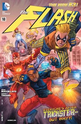 Flash (2011-) #18