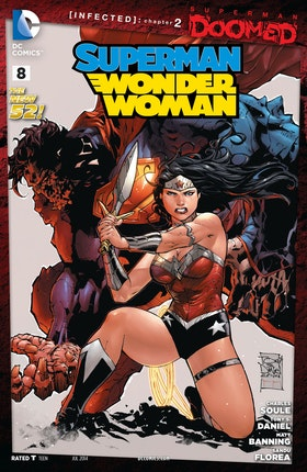 Superman/Wonder Woman #8