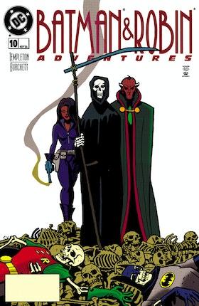 The Batman and Robin Adventures #10