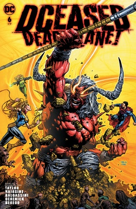 DCeased: Dead Planet #6