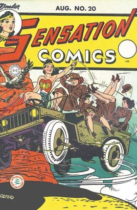 Sensation Comics #20