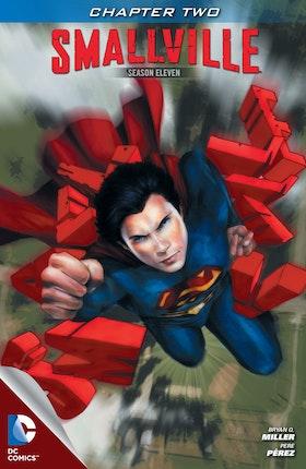Smallville Season 11 #2