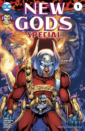 The New Gods Special #1 #1