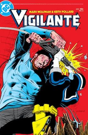 The Vigilante #2