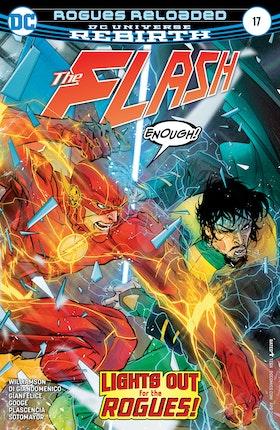 The Flash (2016-) #17