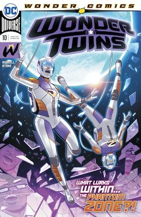 Wonder Twins #10
