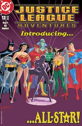 Justice League Adventures #13