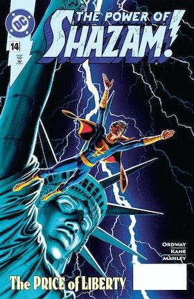 The Power of Shazam! #14