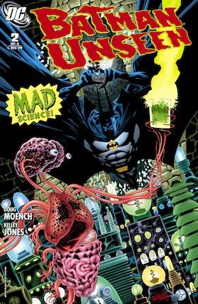 Batman: Unseen #2