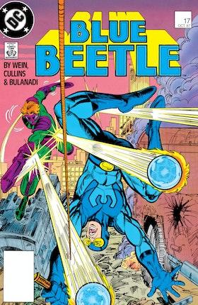 Blue Beetle (1986-) #17