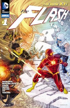 Flash Annual (2012-) #1