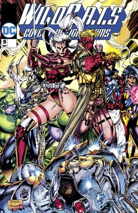 WildC.A.Ts: Covert Action Teams #5