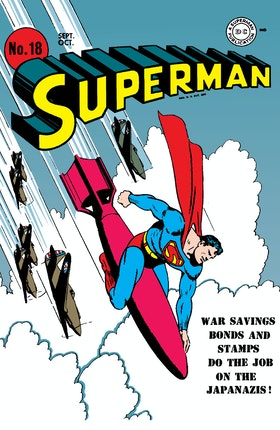 Superman (1939-1986) #18