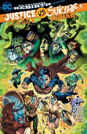 Justice League vs. Suicide Squad #5