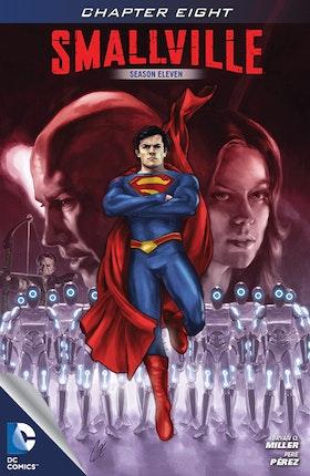 Smallville Season 11 #8