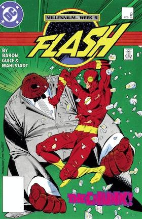 The Flash (1987-2008) #9