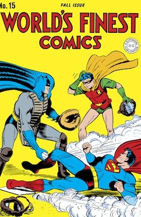 World's Finest Comics (1941-) #15