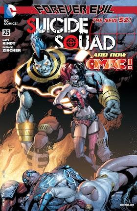 Suicide Squad (2011-) #25