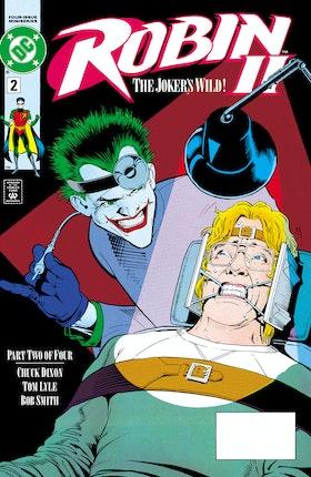 Robin II: Joker's Wild #2
