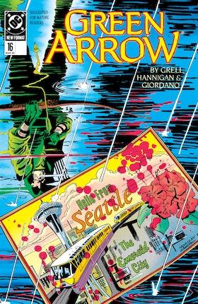 Green Arrow (1987-) #16