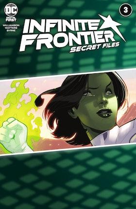 Infinite Frontier: Secret Files #3