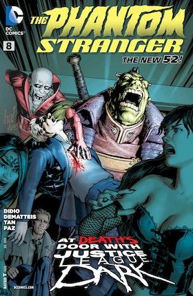 Phantom Stranger (2012-) #8