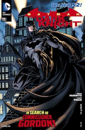 Batman: The Dark Knight (2011-) #11