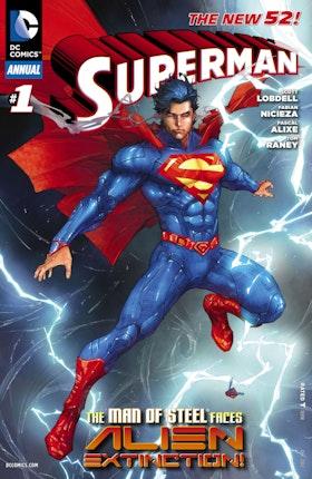 Superman Annual (2012-) #1