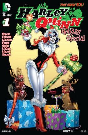 Harley Quinn Holiday Special (2014-) #1