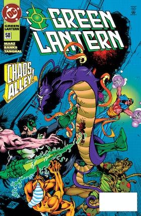 Green Lantern (1990-) #58