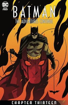 Batman: The Adventures Continue #13