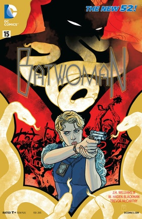 Batwoman (2011-) #15