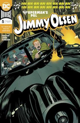 Superman's Pal Jimmy Olsen (2019-2020) #5