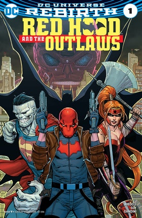 Red Hood and the Outlaws (2016-) #1