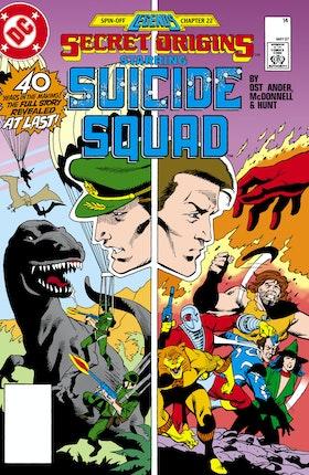 Secret Origins (1986-) #14