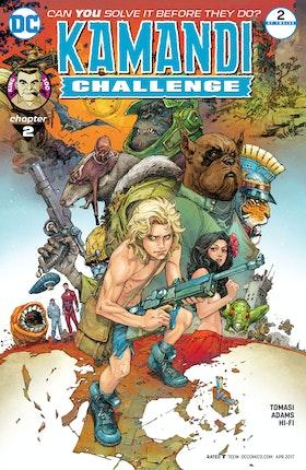 The Kamandi Challenge #2