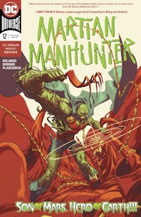 Martian Manhunter (2018-2020) #12