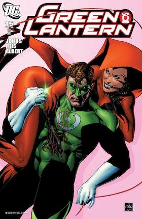 Green Lantern (2005-) #15