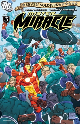 Seven Soldiers: Mister Miracle #3