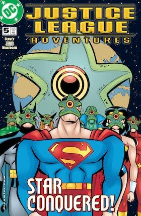 Justice League Adventures #5