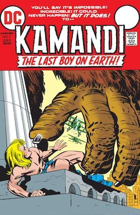 Kamandi: The Last Boy on Earth #7